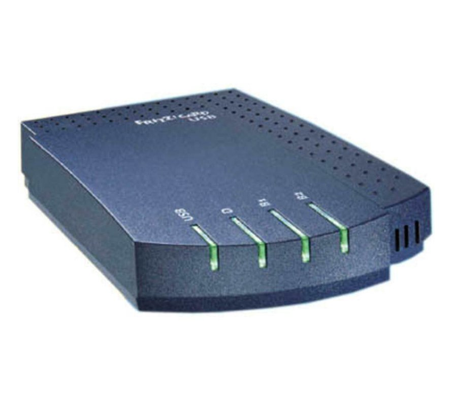 AVM Fritz Card USB 2.1 external ISDN modem FRITZ! Card v2.1 controller