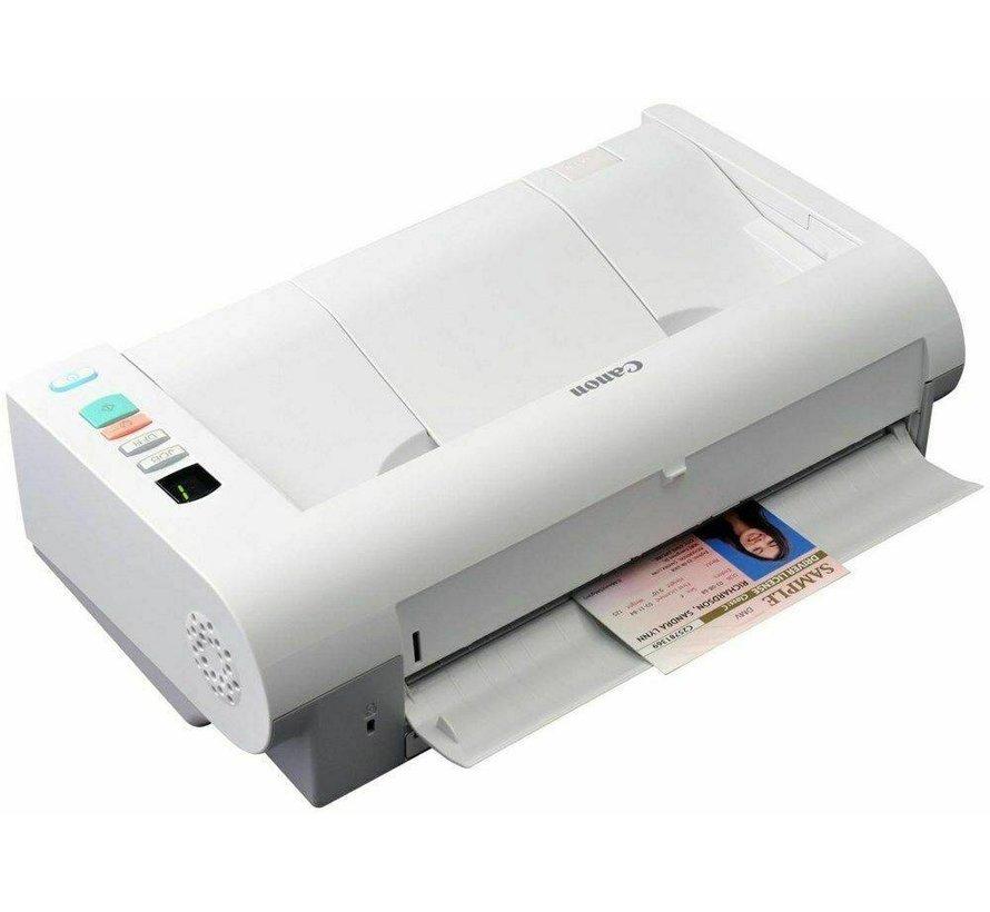 Escáner Canon DR-M140 Escáner de documentos Dúplex hasta 80 ppm / 40 ppm