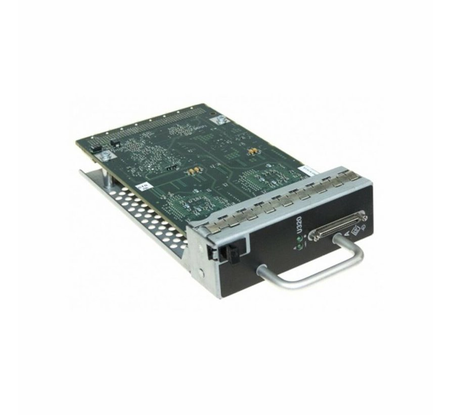 HP 326164-001 MS3 U320 Módulo de E / S SCSI con un puerto 70-40453-02