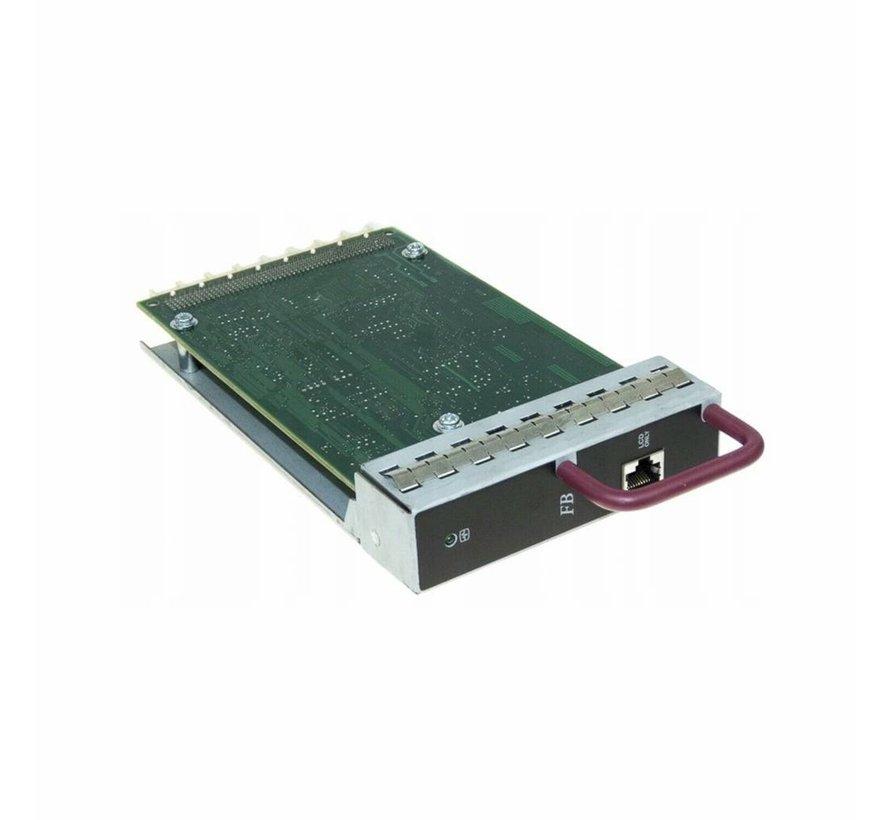 HP Compaq 123481-003 Módulo de la Unidad de Monitoreo Ambiental EMU de StorageWorks