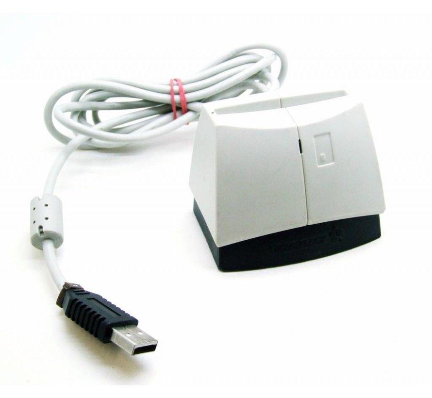 Cherry ST-1044U Smart Terminal USB Lector de tarjetas inteligentes