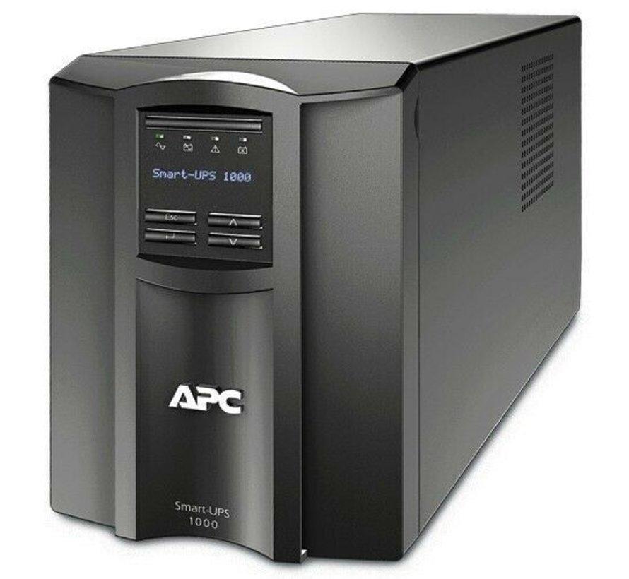 APC SMT1000I Smart-UPS 1000 LCD Wechselstrom 230V 670 Watt 1000VA USV