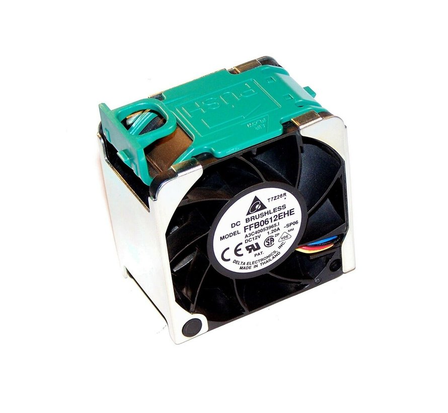 Fujitsu A3C40053965 Primergy RX300 S2 S3 S4 System Fan - Delta FFB0612EHE