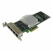 HP HP Intel PRO / 1000 PT Quad Port LP Gigabit Ethernet Adaptador NC364T 436431-001