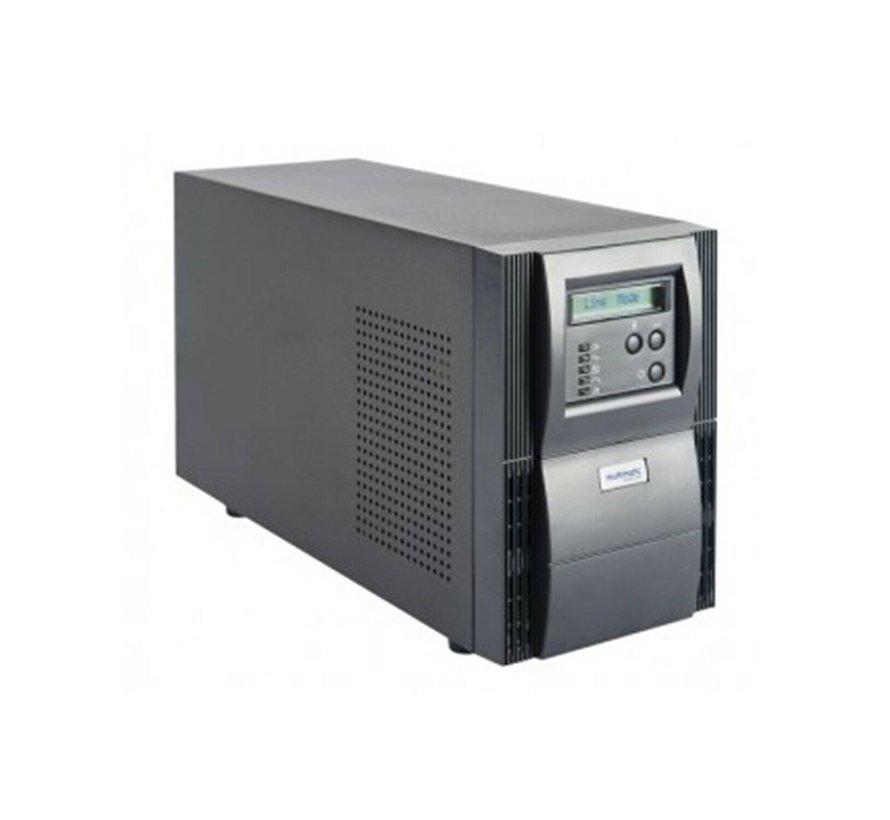 multimatic MD 700VA Edelstrom Noiseless MD-700I-N USV Online Dauerwandler