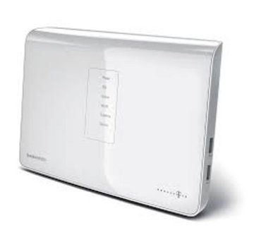 T-Home Router WLAN de Telekom Speedport W921V Anexo J DSL IP conexión W 921V