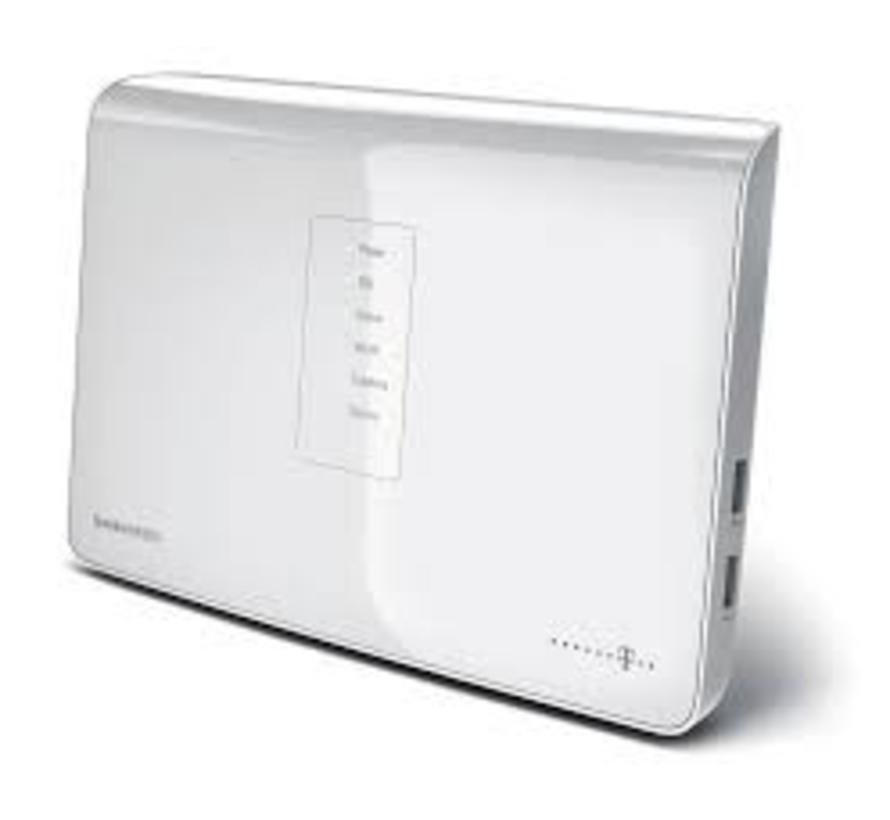 Router WLAN de Telekom Speedport W921V Anexo J DSL IP conexión W 921V