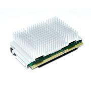 Intel CPU Intel Pentium III 733/256/133/1.65V S1 SL3XN Processor & Heatsink
