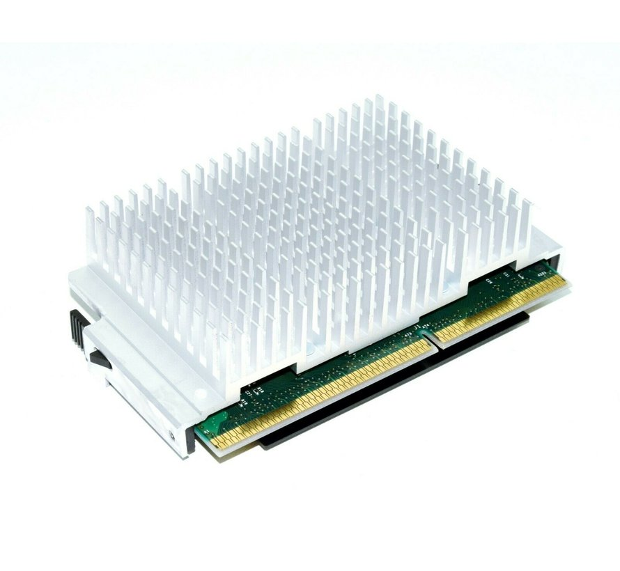 CPU Intel Pentium III 733/256/133/1.65V S1 SL3XN Processor & Heatsink