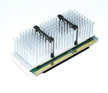 HP HP D9185-63001 800 MHz Pentium III Prozessor und Kühlkörper 133 MHz