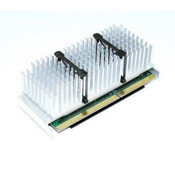 HP HP D9185-63001 Procesador y disipador de calor PENTIUM III 800MHZ 133MHz