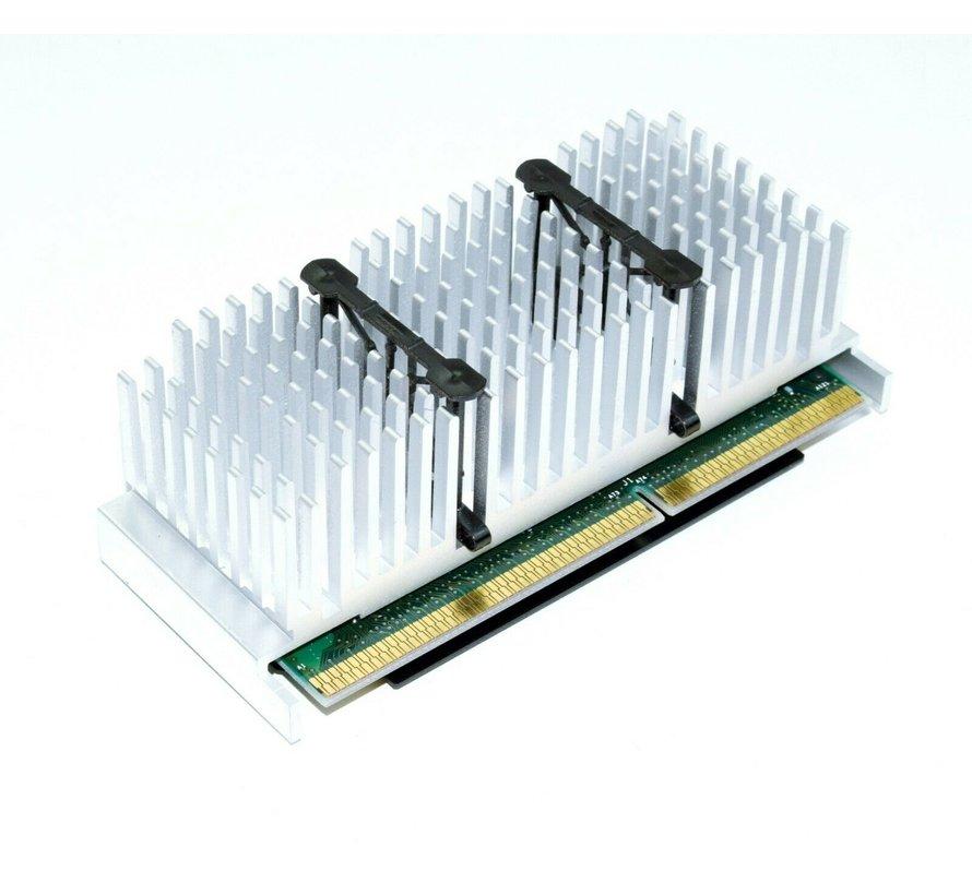 HP D9185-63001 Procesador y disipador de calor PENTIUM III 800MHZ 133MHz