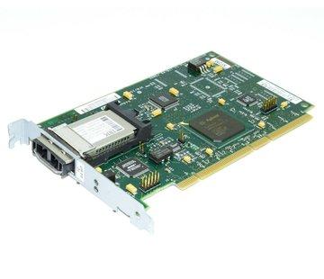 Compaq Adaptador de canal de fibra COMPAQ + 1 Gbps GBIC 161290-001