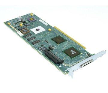 HP HP Compaq 143886-001 2DH PCI SCSI RAID Controller Card