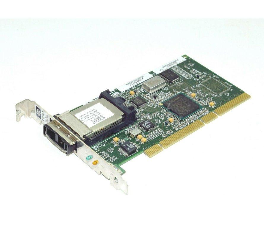 HP A5158A - 1 Gb/s Fibre Channel HBA PCI Adapter