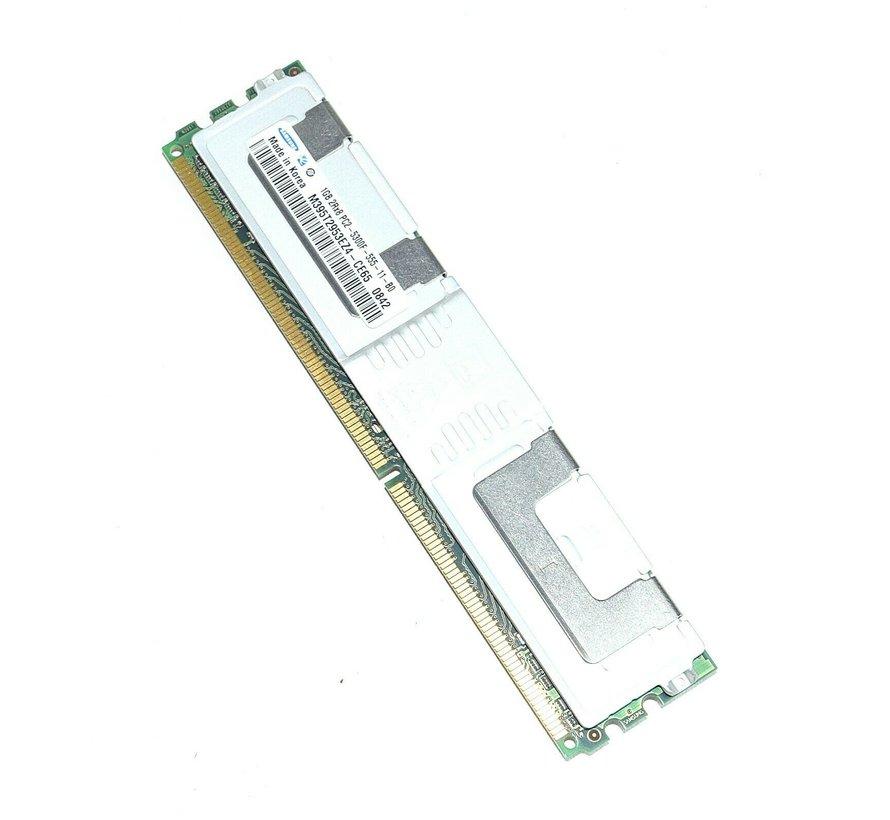Samsung 1GB 2Rx8 PC2-5300F Server Arbeitsspeicher DDR2 RAM M395T2953EZ4-CE65