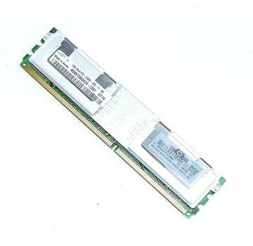 Samsung Samsung 1GB 2Rx8 PC2-5300F Server Arbeitsspeicher DDR2 RAM M395T2953EZ4-CE61