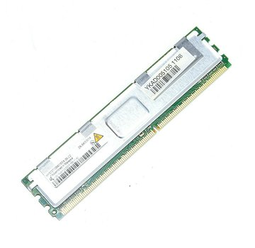 Memoria Qimonda HYS72T128401EFA-3S-C2 1GB Ram 1Rx8 PC2-5300F-555-11-A0