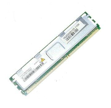 Qimonda HYS72T128401EFA-3S-C2 1GB Ram 1Rx8 PC2-5300F-555-11-A0 Arbeitsspeicher