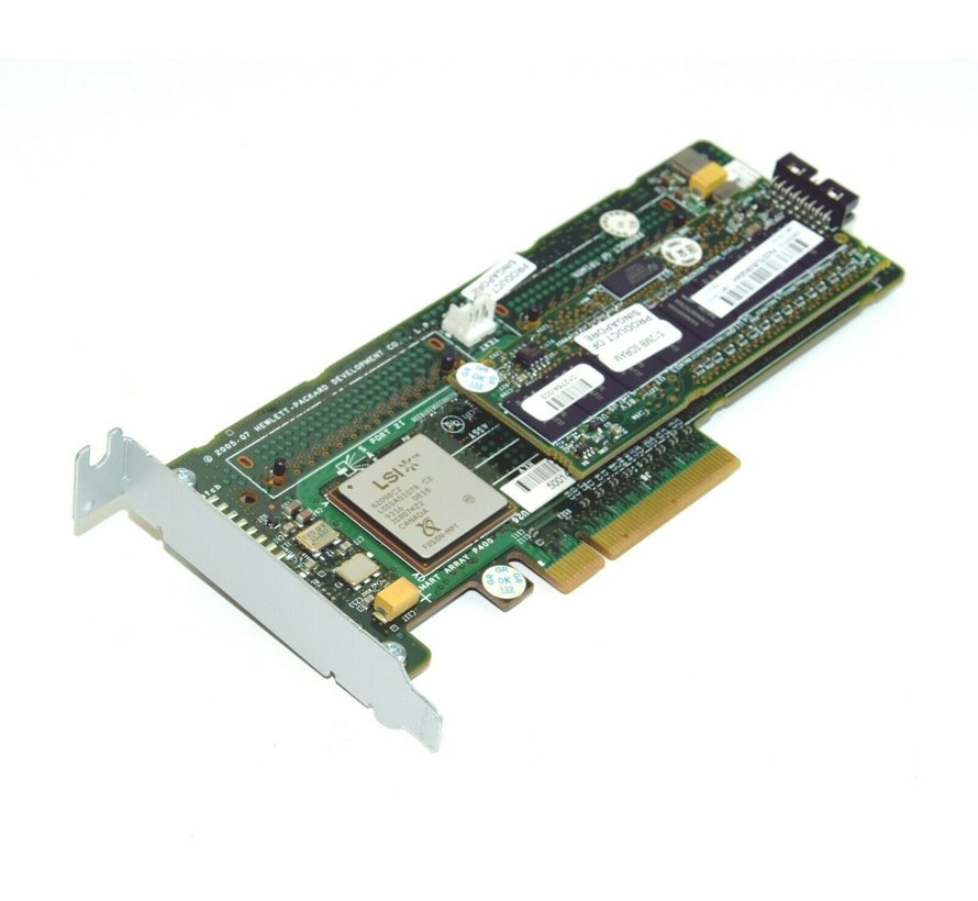 Controlador RAID SAS HP P400 Smart Array Server 512MB 405835-001