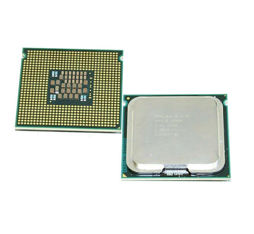 Procesador Intel Xeon 5130 SLAG dual-core 2000MHz / 4M / 1333