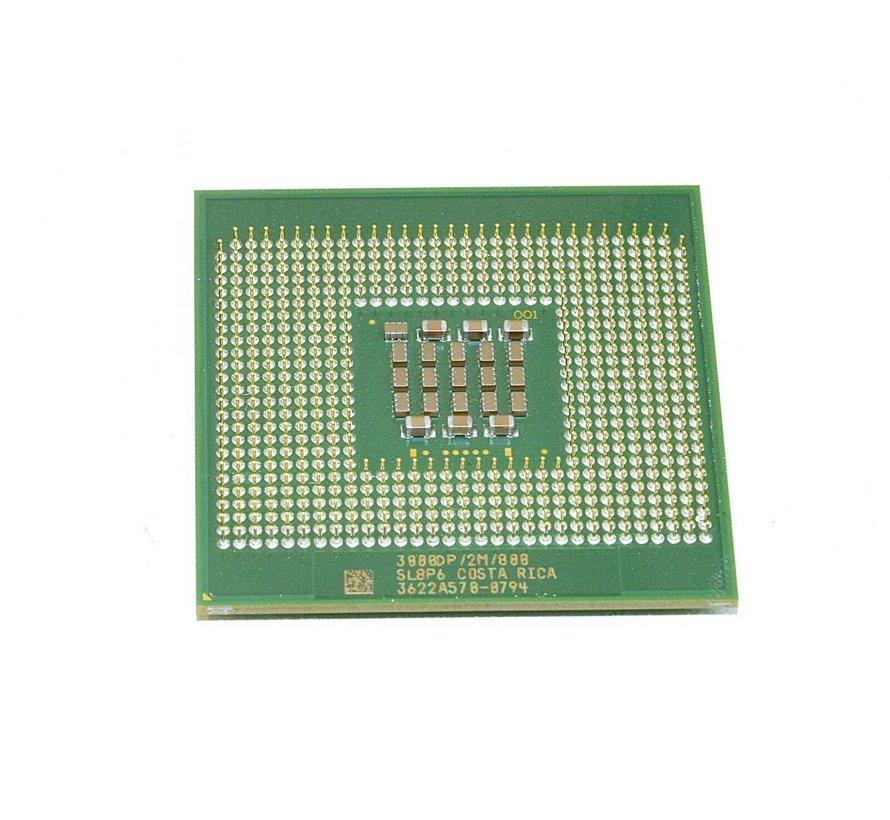Intel CPU Socket 604 Xeon 3 GHz/2M/800 SL8P6 Processor