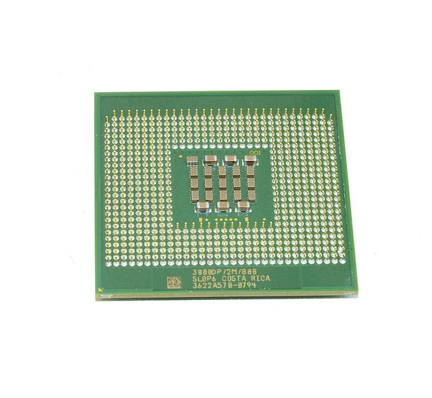 Procesador Intel CPU Socket 604 Xeon 3 GHz / 2M / 800 SL8P6