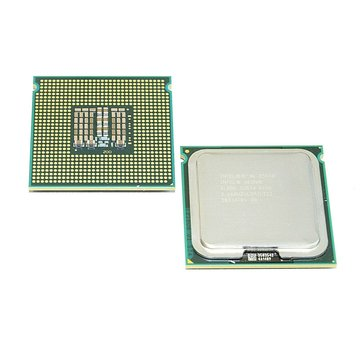 Intel Intel CPU Xeon E5430 QuadCore 4x 2,66 MHz 12 MB 1333 MHz SLANU SLBBK-Prozessor