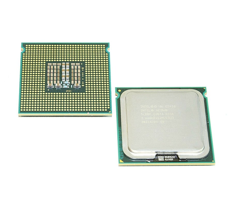 Procesador SLANU SLBBK Intel CPU Xeon E5430 QuadCore 4x 2,66MHZ 12MB 1333MHz
