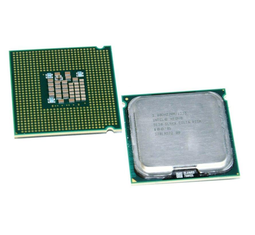 Intel SL9RX Xeon 5130 Dual Core 2,0 GHz Ghz 1333 MHz, 2 MB CPU-Prozessor