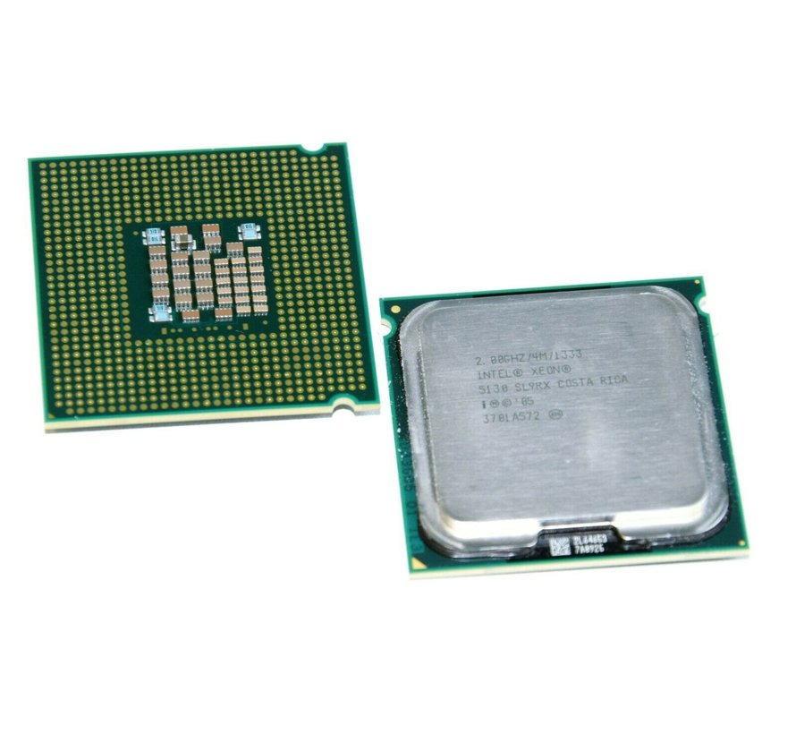 Procesador Intel SL9RX Xeon 5130 Dual Core 2.0ghz Ghz 1333MHz 2MB CPU