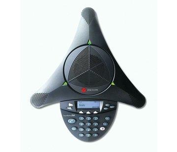 Polycom Polycom SoundStation 2W Konferenztelefon 2201-67800-101 Conference DECT