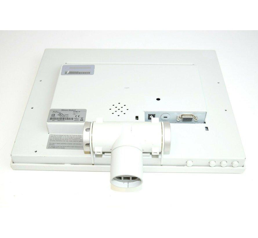 """Wincor Nixdorf BA72R 12 """"TFT LCD Sreen Touch Monitor Display VGA POS BA72R-3"""