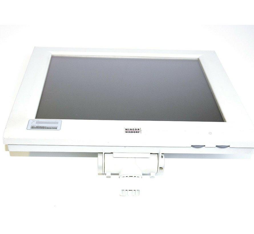 """Wincor Nixdorf BA73A-2/C Touch 15 """" Touchscreen Display Monitor BA73A-2 POS"""