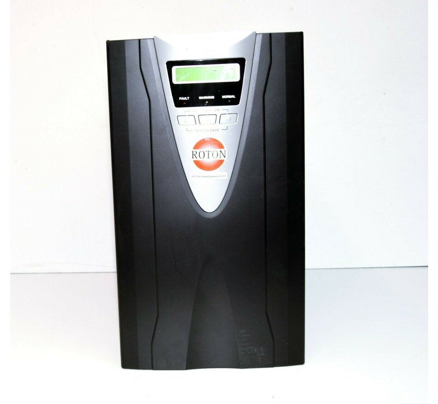 RUBIN ST3020006PRO UPS 2000VA 1400W Uninterruptible power supply S2