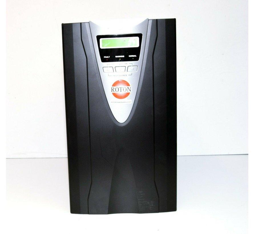 RUBIN ST3020C USV UPS 2000VA 1400W Unterbrechungsfreie Notstromversorgung S2