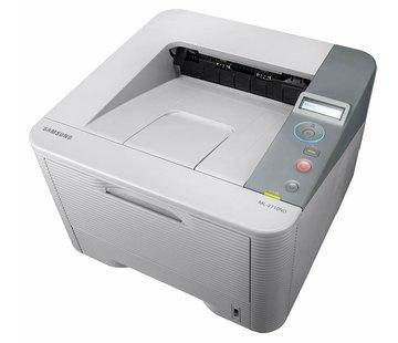 Samsung Impresora láser Samsung ML-3710ND Impresora en blanco y negro con LAN y dúplex