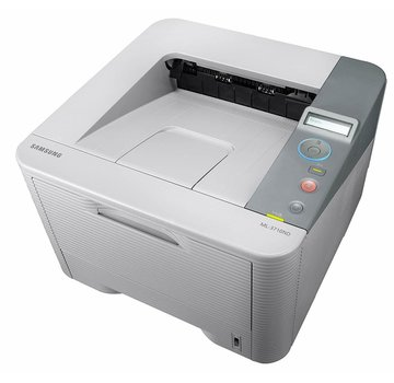 Samsung Samsung ML-3710ND Laserdrucker schwarz/weiß Drucker mit LAN und Duplex