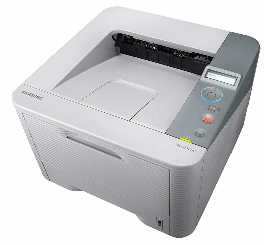Samsung ML-3710ND Laser Printer Black and White Printer with LAN and Duplex