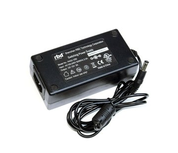 RBD Technology Corporation RA02-1250 Netzteil 12V 5A Power Supply Ladegerät