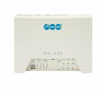 Auerswald Auerswald WG-640 Dispositivo de marcación completamente automático