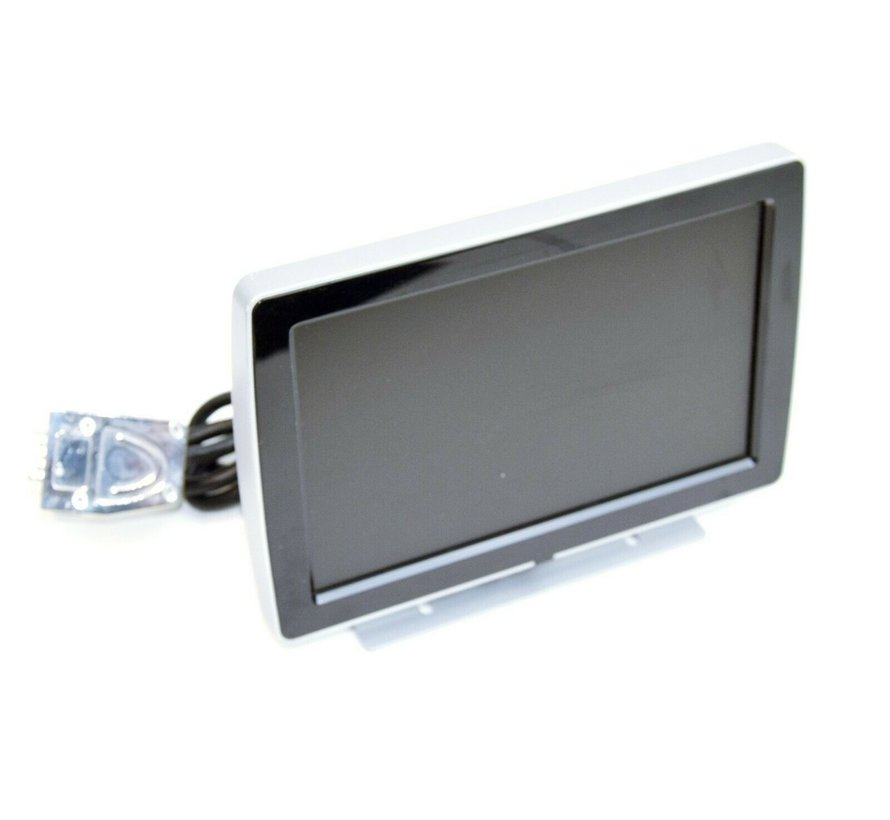 ADG KD K4000 V touch screen display monitor for POS system POS customer display