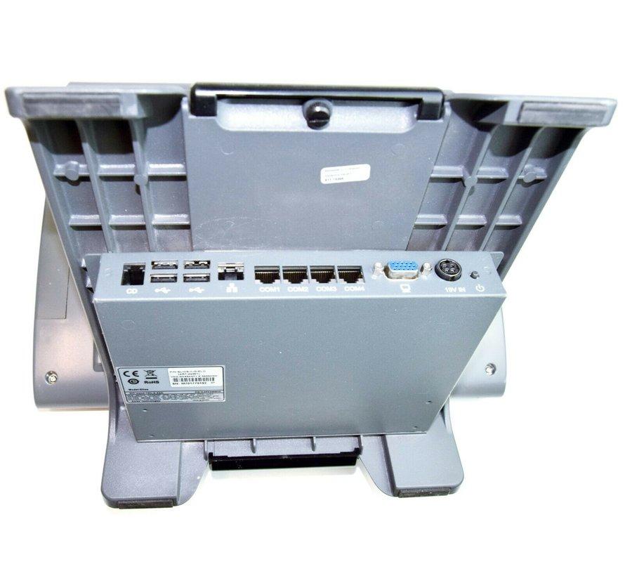 "Posligne ELIOS-II-G-ELO Kassensystem POS Terminal 15"" Touch Display PC 2GB 160GB"