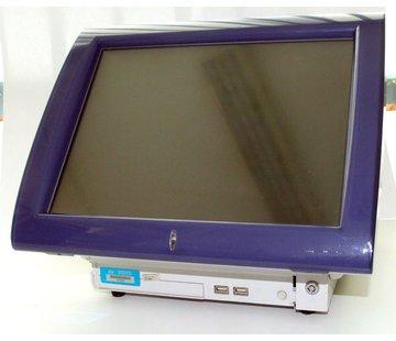 """Jes Posligne Odysse-W-P4-Elo POS System Kassensystem 15"""" Touchscreen + PC"""