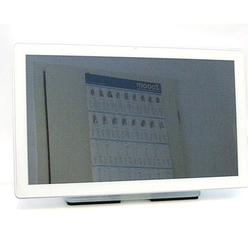 "4POS 4POS K759 Wide POS 21.5 ""POS integrado del sistema POS POS Monitor + PC"