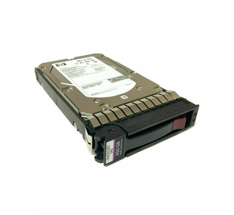 HP EF0450FARMV 450GB Festplatte 3.5'' 6G 15K 516810-002 SAS
