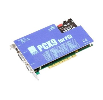 Digigram DIGIGRAM PCX9 PCI AES / EBU BROADCAST AUDIO SOUND CARD card