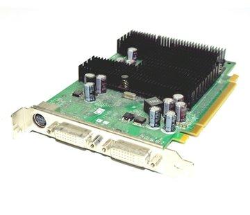 NVIDIA GeForce 7300LE 128MB tarjeta gráfica TrueMenory PCI-E 16x 2x DVI S-Video