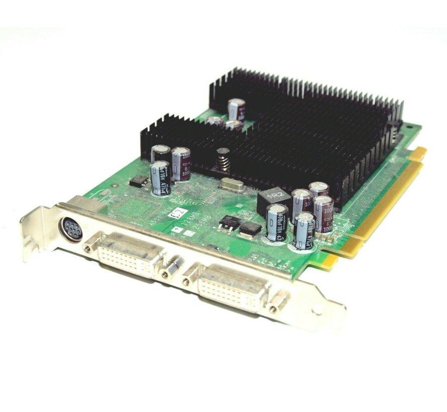 NVIDIA GeForce 7300LE 128MB TrueMenory Grafikkarte PCI-E 16x 2x DVI S-Video