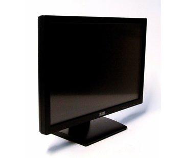 "Canvys Canvys 22"" LCD Kassen Display Touch Monitor VT-22WDT DVI VGA Kassenmonitor POS"